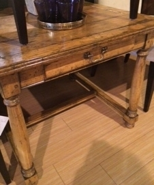 Guy Chaddock End Table