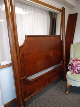 Bedroom furniture found interiors kirkland wa - Thomasville mahogany collection bedroom ...
