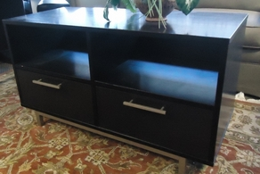 Contemporary Media Entertainment Console